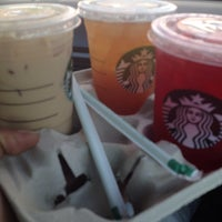 Photo taken at Starbucks by Daine W. on 10/4/2013