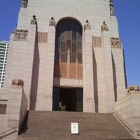 Photo taken at ANZAC War Memorial by Rainier T. on 12/5/2012