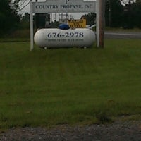 Photo taken at Country Propane by Michael R. on 7/2/2013
