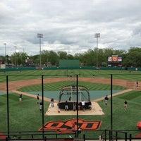 Photo taken at Allie P. Reynolds Baseball Stadium by Jordan S. on 5/16/2013