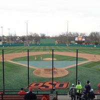 Photo taken at Allie P. Reynolds Baseball Stadium by Jordan S. on 3/29/2013