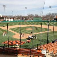 Photo taken at Allie P. Reynolds Baseball Stadium by Jordan S. on 3/3/2013