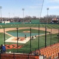 Photo taken at Allie P. Reynolds Baseball Stadium by Jordan S. on 2/23/2013