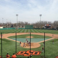 Photo taken at Allie P. Reynolds Baseball Stadium by Jordan S. on 3/16/2013