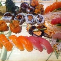 Foto tirada no(a) Kibo Sushi por Irene M. em 5/16/2013