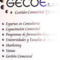 Photo taken at Geocol Consultores S.A. by César L. on 9/26/2013