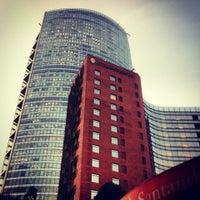 Photo taken at Torre Titanium by Cesar V. on 4/30/2013