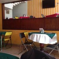 Photo taken at Restaurant Jardín by Nacho F. on 10/16/2013