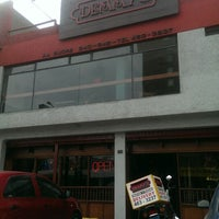 Photo taken at Demmy's Pastas - Pizzas by Liz C. on 12/25/2014