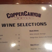 Photo taken at Copper Canyon Grill by Clinton A. on 11/16/2013