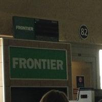 Photo taken at Gate 82 by Vegas C. on 9/19/2012