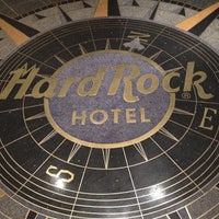 Photo taken at Hard Rock Hotel Las Vegas by jada_bloom on 11/15/2012