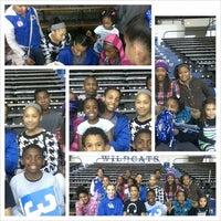11/17/2013 tarihinde Marcus P.ziyaretçi tarafından Memorial Coliseum'de çekilen fotoğraf