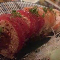 Photo taken at Kiku Sushi by Andrew Thomas C. on 10/15/2014