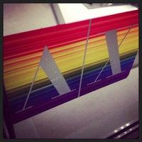 Photo taken at Armani Exchange by Jeremy K. on 6/29/2013