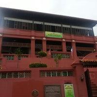 Photo taken at Melaka Islamic Museum by Shanghai H. on 2/3/2013