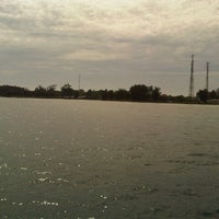 Photo taken at Pulau Pramuka by Deokta M A. on 5/18/2013