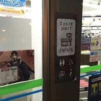 Photo taken at FamilyMart by n.waka on 8/20/2015