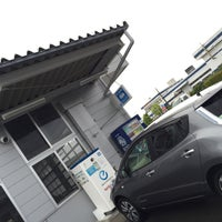 Photo taken at 山形日産 東根店 by n.waka on 6/26/2015
