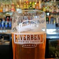 Photo taken at RiverBend Brewing Company by Scoreboard on 2/24/2017