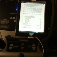 Photo taken at Plemons' Gym by Melanie B. on 4/15/2013