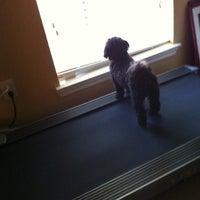 Photo taken at Plemons' Gym by Melanie B. on 10/5/2012