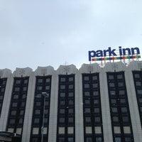 Photo prise au Park Inn by Radisson Pulkovskaya par Liza N. le2/19/2013