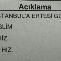 Photo taken at yurtiçi Kargo saltak subesi by 'Onur A. on 4/11/2014
