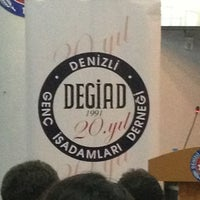 Photo taken at Denizli Ticaret Odası by 'Onur A. on 4/3/2013