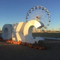 Photo taken at Wheeler Ferris Wheel by Yousef A. on 10/25/2017