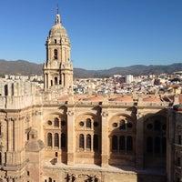 Foto tomada en Catedral de Málaga por Ashish S. el 10/17/2012