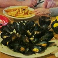 Photo taken at Pier 76 Italian Restaurant by Veronika V. on 11/13/2016