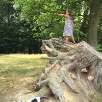 Photo taken at Petworth Park by Darryl H. on 7/30/2016