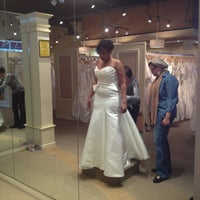 Photo taken at House of Brides by Leonard W. on 3/10/2013