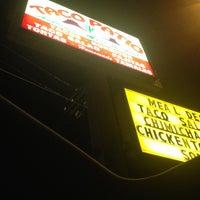 Photo taken at Taco Patio by Leonard W. on 6/22/2014