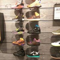 Photo taken at Nike Kicks Lounge by Mike C. on 10/25/2014