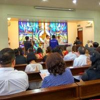 Photo taken at St. Simon Catholic Church by Calvin L. on 9/3/2016