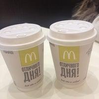 Снимок сделан в McDonald's пользователем Евгений О. 12/13/2012