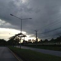 Photo taken at Ban Suan Phak Junction by Pakorn P. on 9/22/2013