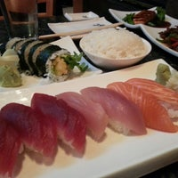 Photo taken at Barracuda Japanese Restaurant by J.D. B. on 4/20/2013