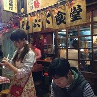 Photo taken at まんぷく食堂 by Kenji S. on 3/17/2013