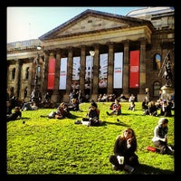 Photo taken at State Library of Victoria by Vesna W. on 7/3/2013