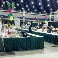 Photo taken at Buffalo Niagara Convention Center by Vina P. on 10/23/2012