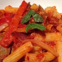 Photo taken at Romano's Macaroni Grill by Roberto M. on 7/25/2014
