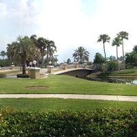 Photo taken at Sheraton PGA Vacation Resort, Port St. Lucie by Roberto M. on 5/25/2014