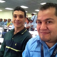 Photo taken at Ford Motor de Venezuela by Carlos Alberto P. on 12/18/2012