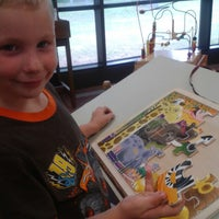Photo taken at Norton Shores Library by cherylmarie h. on 8/12/2013