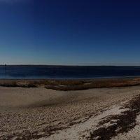 Photo taken at Shell Point Beach by Lorri E. on 12/7/2014