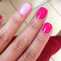 Photo taken at Les Nails by Nic L. on 8/1/2013