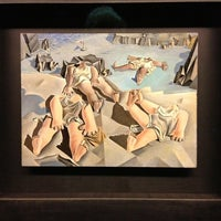 Photo taken at Teatre-Museu Salvador Dalí by Nick K. on 6/5/2013